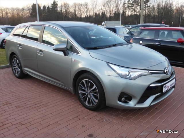 Prodám Toyota Avensis 2,0 Valvematic Trend TSS