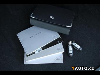 Prodám Infiniti FX30 3,0 D d S Premium