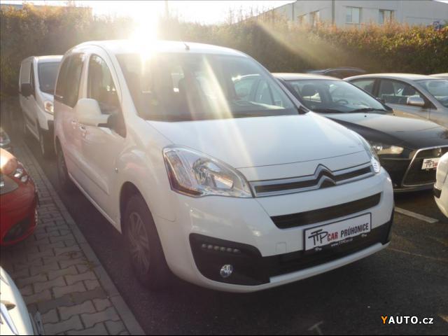 Prodám Citroën Berlingo 1,6 Blue Hdi