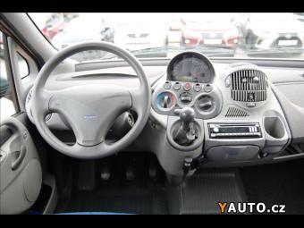 Prodám Fiat Multipla 1,6 16V