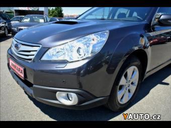 Prodám Subaru Outback 2,0 D 4x4 Xenon*Navi*Kůže*Tažn