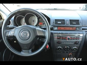 Prodám Mazda 3 1,6 16V Aut. Klima*Alu*ESP*Tažn