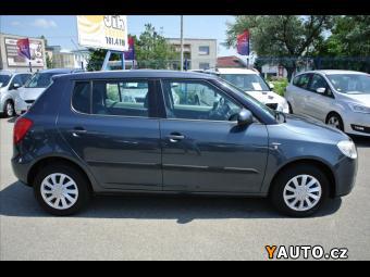 Prodám Škoda Fabia 1,2 i Ambiente Klima*Nové brzd