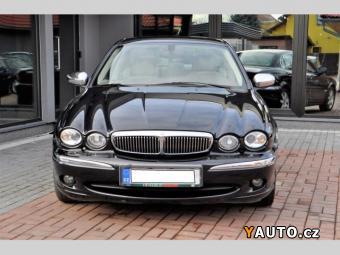 Prodám Jaguar X-Type 2.2D, TOP STAV 1 MAJ