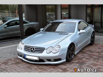 Prodám Mercedes-Benz SL 500, CABRIO, AMG PAKET
