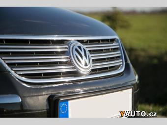 Prodám Volkswagen Phaeton 5V10 TDI, COMFORT VÝBAVA