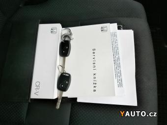Prodám Honda CR-V 2.0 Style 1. maj. CZ