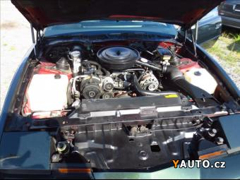Prodám Pontiac Firebird 5,0 V8 Formula, Švýcarsko