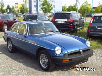 Prodám MG 1,8 MGB GT, Švýcarsko