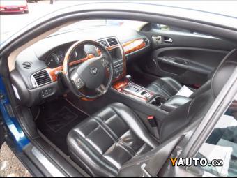 Prodám Jaguar XK 4,2 V8 coupé, Švýcarsko