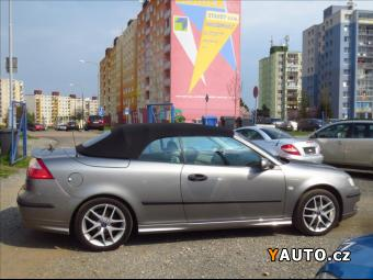 Prodám Saab 9-3 2,0 T AERO 154kW, Švýcarsko