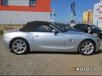 Prodám BMW Z4 3,0 ŠVÝCARSKO, SK, TOP STAV