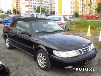 Prodám Saab 9-3 2,0 T 113kW, youngtimer, NL