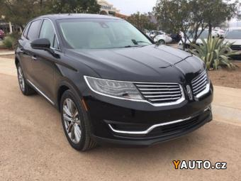 Prodám Lincoln MKX 2,7GTDI Reserve