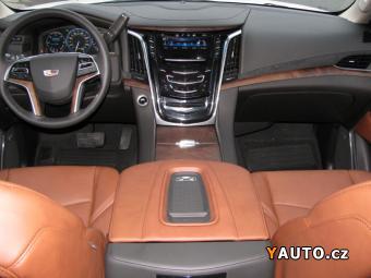 Prodám Cadillac Escalade 6,2 Premium