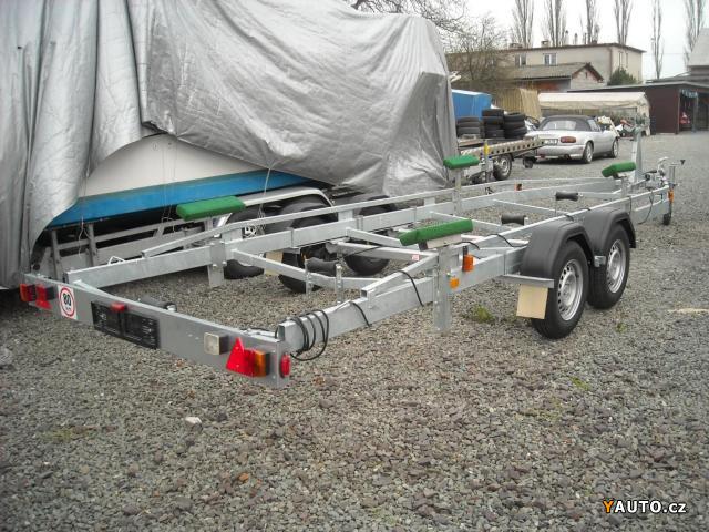 Prodám MEDD BOAT B 02 na přepravu lodí