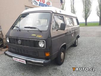 Prodám Volkswagen Caravelle 1,6 D Camper