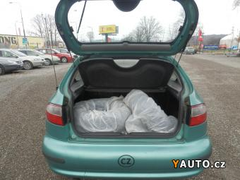 Prodám Daewoo Lanos 1.5i EKO zapl., nová STK