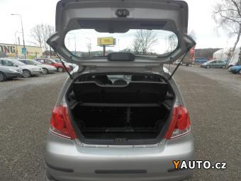 Prodám Daewoo Kalos 1.2i 53kW, 1. maj., ČR, serviska