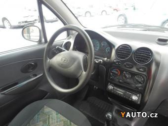 Prodám Daewoo Matiz 0.8i 37 kW, ČR, posilovač