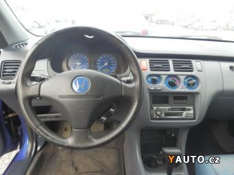 Prodám Honda HR-V 1.6i LPG do 2025, 4x4, ČR