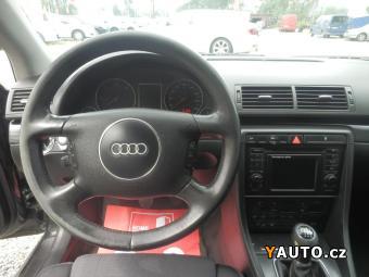 Prodám Audi A4 2.5 TDI 132kW quattro 1. maj. v