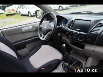 Prodám Mitsubishi L200 2.5 Di-D DPH, ČR, tz 2,7t