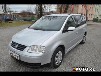 Prodám Volkswagen Touran 1.9 TDI 77kW, nové rozvody