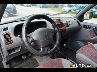 Prodám Nissan Terrano II 2.7 TDi 92kW TZ na 2,8 t