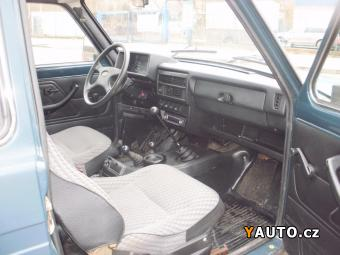 Prodám Lada 2121 1.7 4x4 LPG