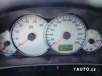 Prodám Alfa Romeo 166 2.4 JTD