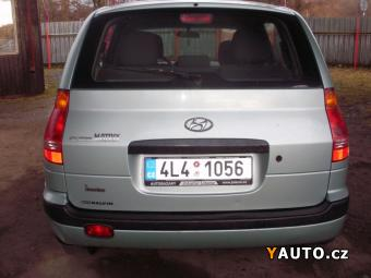 Prodám Hyundai Matrix 1.6 i
