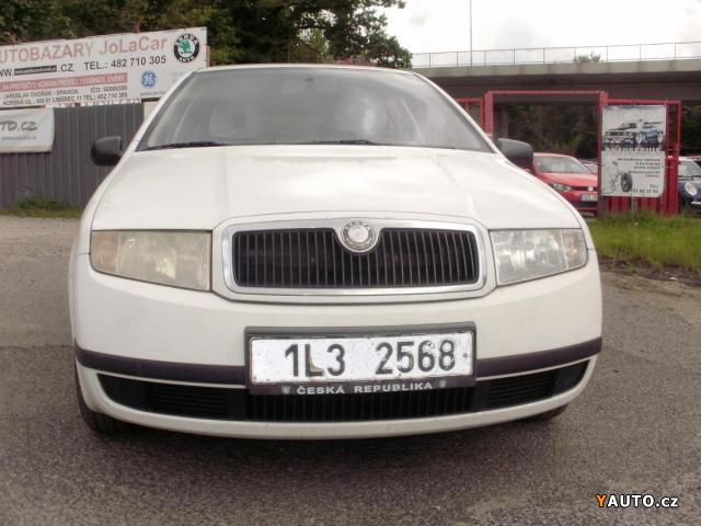 Prodám Škoda FABIA COMBI 1.4 Classic Combi