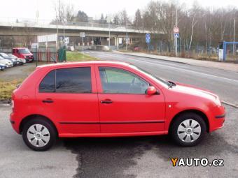 Prodám Škoda Fabia 1.2 HTP Ambiente