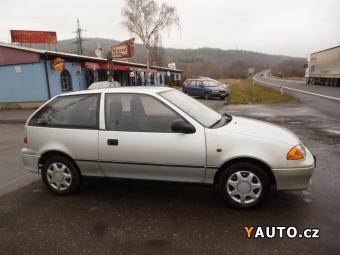 Prodám Subaru Justy 1,3i4x4 EKO. UHRAZEN