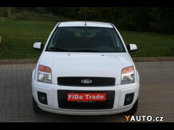 Prodám Ford Fusion 1.4i 1. Maj., Servisní kn.
