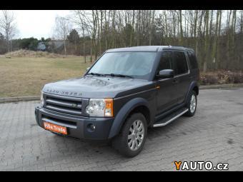 Prodám Land Rover Discovery 2.7TDV6 HSE, ČR puvod