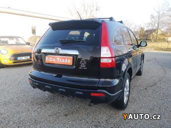 Prodám Honda CR-V 2.2CDTi ČR 4x4