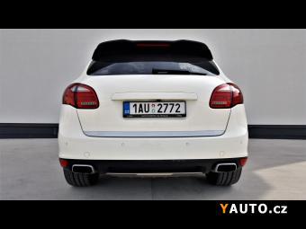Prodám Porsche Cayenne 4.8 S, TOP VÝBAVA, NOVÉ CZ