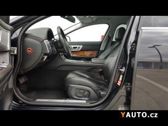 Prodám Jaguar XF 3.0d, PREMIUM-LUXURY, 177kW, TOP