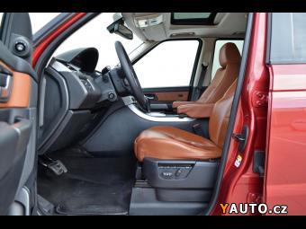 Prodám Land Rover Range Rover Sport 3.6 TDV8 HSE, TV, NAVI, ALU20'