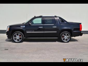 Prodám Cadillac Escalade 6.2i V8 EXT LPG, PICK-UP, TOP-VÝ