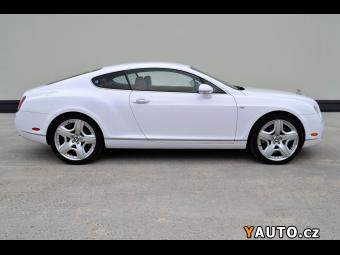 Prodám Bentley Continental GT 6.0 W12, 560 PS, 21&quot,