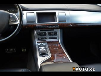 Prodám Jaguar XF 3.0d, LUXURY, 2. MAJ, 177kW