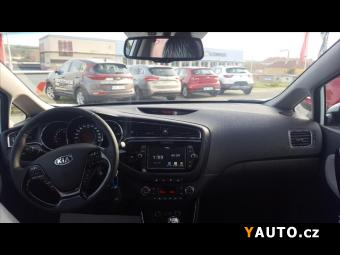 Prodám Kia Ceed 1,4 CVVT JD TOP (2018) 5HB