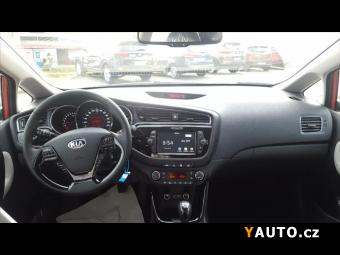 Prodám Kia Ceed 1,6 GDi 5HB JD TOP (2018)