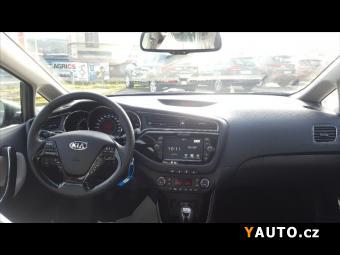 Prodám Kia Ceed 1,6 GDi JD TOP (2018) SW