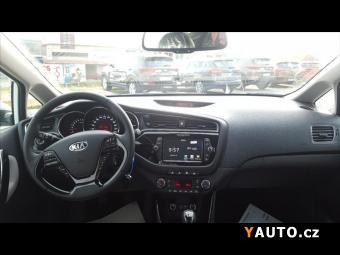 Prodám Kia Ceed 1,6 GDi SW JD TOP (2018)