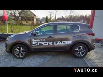 Prodám Kia Sportage 1,6 GDi GPF Exclusive