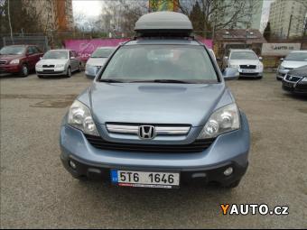 Prodám Honda CR-V 2,2 CTDi, 103kw, 4x4, -1maj